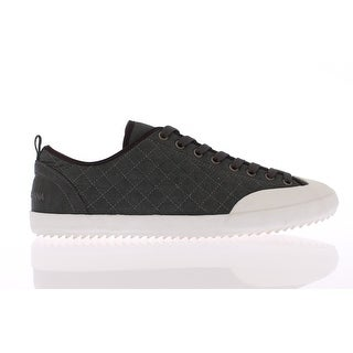 Dolce & Gabbana White Gray Quilted Sport Sneakers Shoes - 39.5