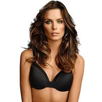 Maidenform® Comfort Devotion® Tailored Extra Coverage T-Shirt Bra - Size - 36B - Color - Black
