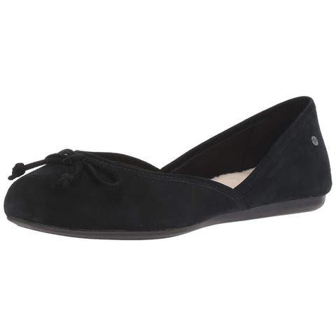 UGG Women's Lena Ballet Flat - 8.5