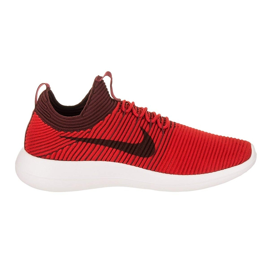 buy online aad17 ef06d Nike Mens Roshe Two Flyknit V2 Low Top Lace Up Running Sneaker