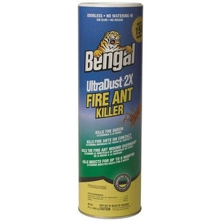 Bengal 93625 Ultradust 2X Fire Ant Killer, 24 Oz