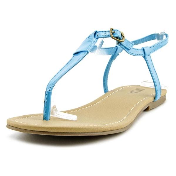 Mia Tonga Turquoise Sandals