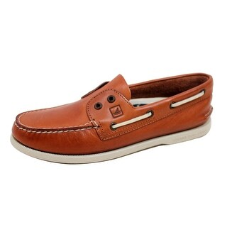 Sperry Men's Authentic Original 2 Eye Slip On Tan STS10048