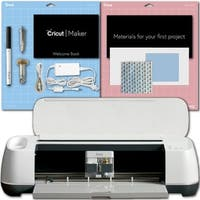 Cricut Maker Machine Provocraft Digital Die Cutting Fabric Sewing Patterns Vinyl