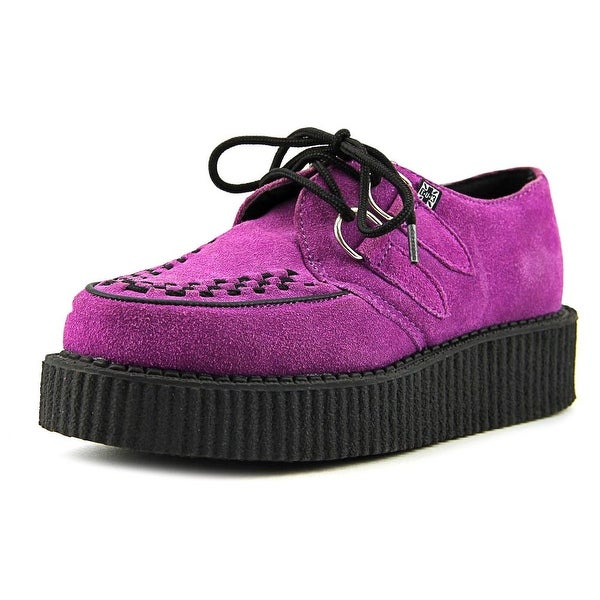 T.U.K. A8280 Women Purple Sneakers Shoes