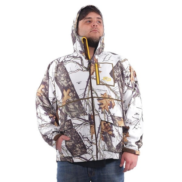 57a6bfc3f7dd4 Shop Yukon Gear Waylay Softshell Hunting Jacket Softshell - Free Shipping  On Orders Over $45 - Overstock - 16068507