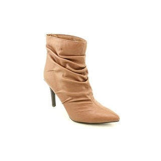 Carlos Santana Chester Pointed Toe Synthetic Ankle Boot