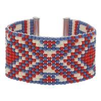 Williamsburg Loom Bracelet - Exclusive Beadaholique Jewelry Kit