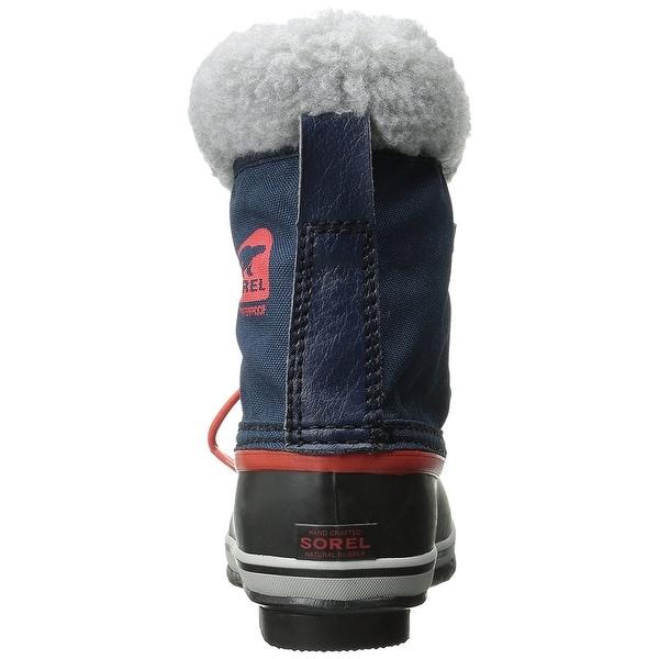 6800278d3de9 SOREL Yoot Pac Nylon Collegi N Cold Weather Boot (Toddler Little Kid Big