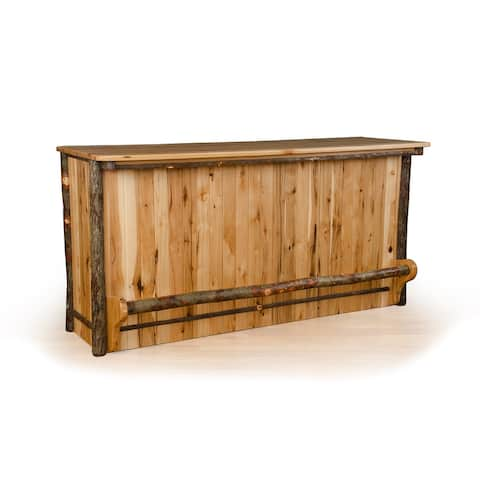 Hickory Log Bar