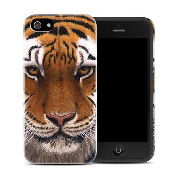 Shop DecalGirl AIP5HC-SIBTIGER Apple IPhone 5 Hybrid Case