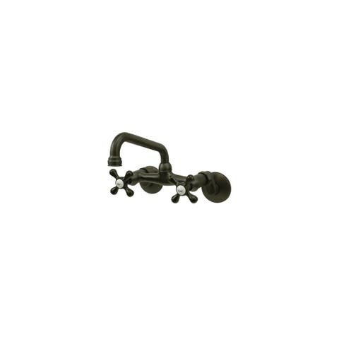 Buy Wall Mount Kitchen Faucets Online At Overstock Our