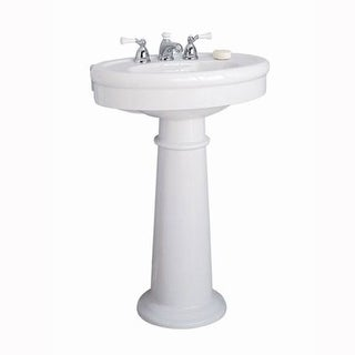 "American Standard 67 Standard Pedestal Only with 26-3/4"" Length"