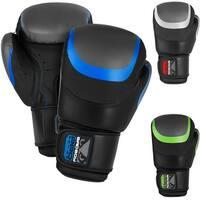 Bad Boy Pro Series 3.0 Hook and Loop Thai Boxing Gloves