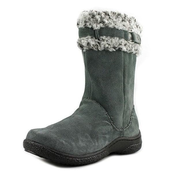 Propet Northstar Velvet Grey Boots