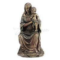 Unicorn Studios WU76029A4 Mother Mary Holding Baby Jesus