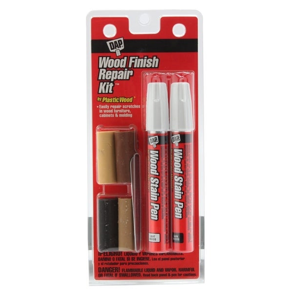 Shop Dap 97500 Wood Finish Repair Kit Free Shipping On Orders Over