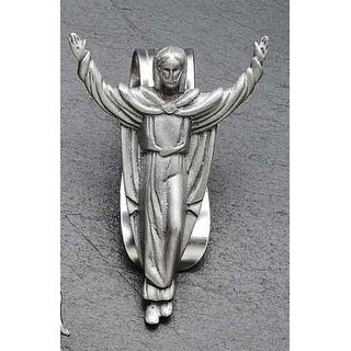 "2"" Jesus Christ is Risen Protector of the Road Car Visor Clip"
