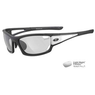 Tifosi Asian Dolomite 2.0 Black/White Sunglasses