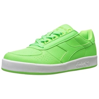Diadora Mens B. Elite Neon Signature Tennis Shoes - 8.5 medium (d)