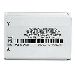 New Replacement Battery for Nokia BLC-2 BLC-1 BMC-3 Phone Models 1 Pack