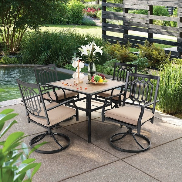 Phi Villa 5-pc. Outdoor Dining Set. Opens flyout.