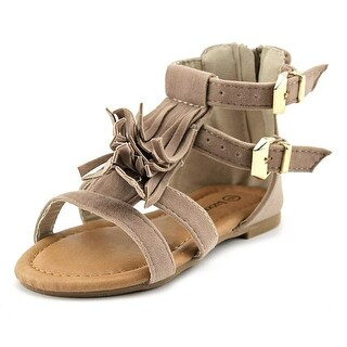 Lucky Top Avery-6K Open Toe Leather Sandals