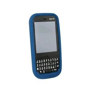 WirelessXGroup Silicone Sleeve for Palm Treo (Dark Blue)