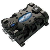 Planet 20 Farad Capacitor With Digital Voltage Display Blue Illumination