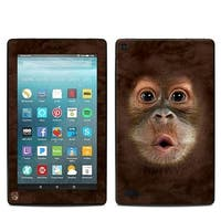 DecalGirl  7 in. Amazon Kindle Fire 7th Generation Skin - Orangutan