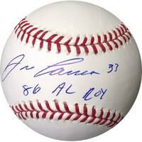 Jose Canseco signed Official Major League Baseball 86 AL ROY Oakland As