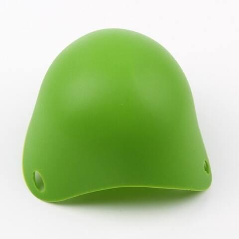 3Pcs Food-Grade Silicone Egg Poacher Cooker Boiler Cup Kitchen Cookware Tools Gadgets Randomly Color (Size: 9Cm X 6.5Cm,