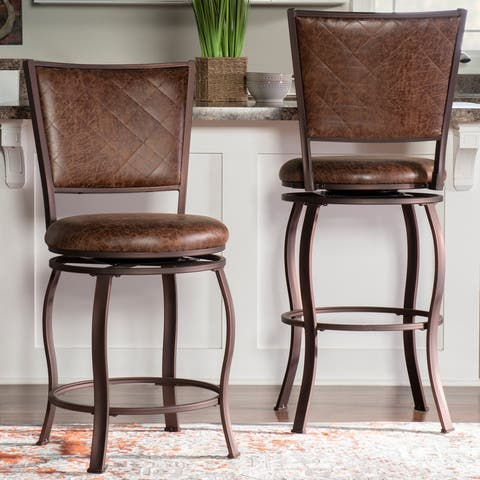 Anthony Brown 24-in. Counter Stool