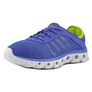 K-Swiss X lite ATHLEISURE CMF  Women  Round Toe Synthetic Blue Tennis Shoe