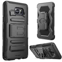 i-Blason Galaxy Note 5 Prime Series Holster Case - Black