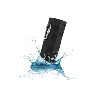 Aqua Sound Water Proof Adventure Bluetooth Speaker with Bluetooth 2.1 + EDR, 5W x 2 Output Power and Ipx67 Water Proof Level