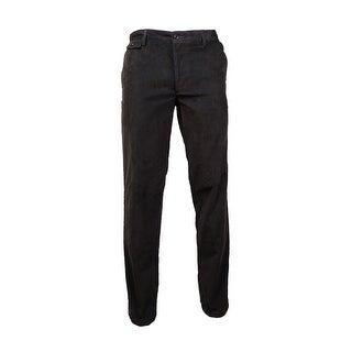 Dockers Men's Off-the-Clock Corduroy Pants (Grey, 30x30) - Grey - 30X30