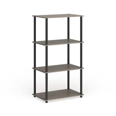 Porch & Den St. Marks 4-tier Multipurpose Shelf Display Rack