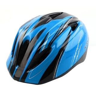 Boys Girls Skating Cycling Mountain Bicycle Adjustable Safety Bike Helmet Blue