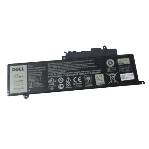 Dell Inspiron 13 (7347) Laptop Battery GK5KY 11.1V 43Wh