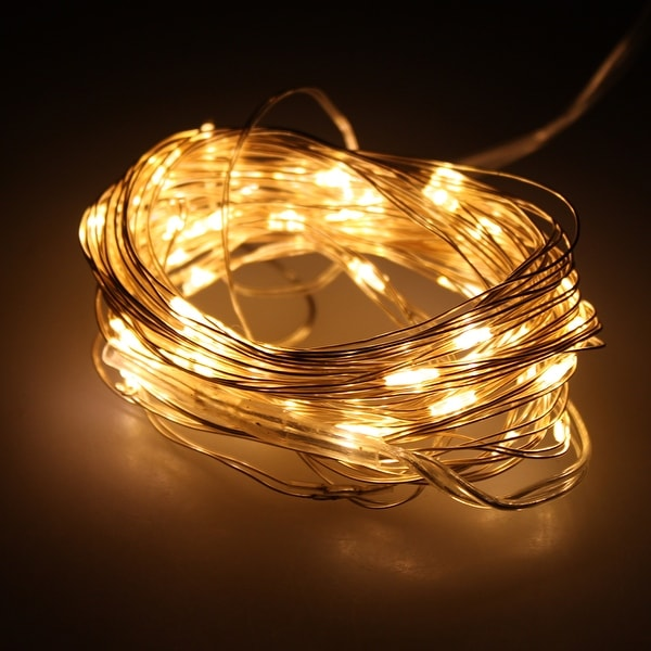 Shop AGPtek 16.5FT 50 Individual LED String Lights