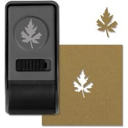 Maple Leaf - Sizzix Medium Paper Punch By Tim Holtz