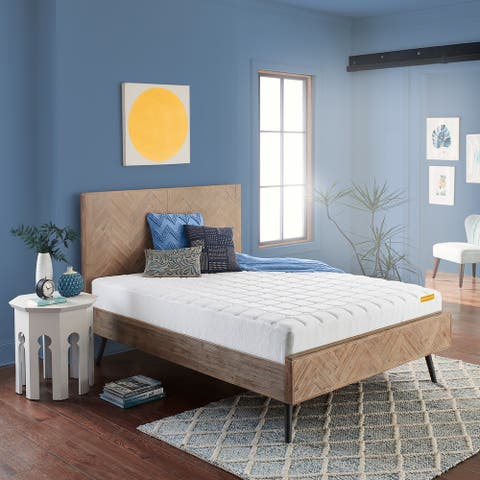 Simmons 8-inch Hybrid Medium Mattress