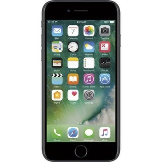 Apple iPhone 7 32GB Unlocked GSM Quad-Core Phone w/ 12MP Camera (Certified Refurbished)