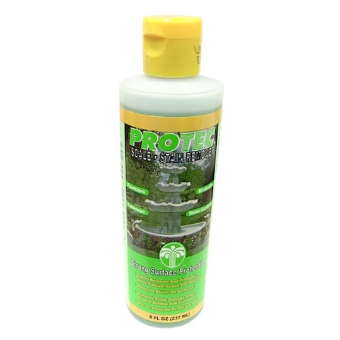 EasyCare ProTec Scale and Stain Remover 8 oz Bottle - White