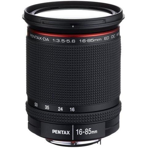 Pentax HD PENTAX DA 16-85mm f/3.5-5.6 ED DC WR Lens