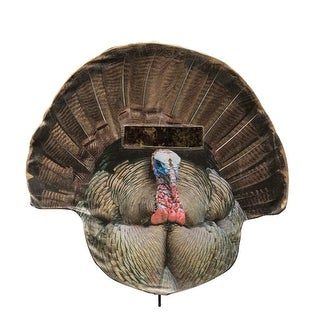 Montana Decoy 2D Fanatic Xl Gobbler Fan - M0071