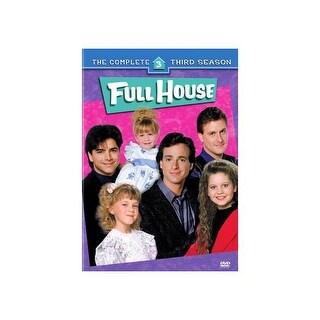 FULL HOUSE-COMPLETE 3RD SEASON (DVD/4 DISC)