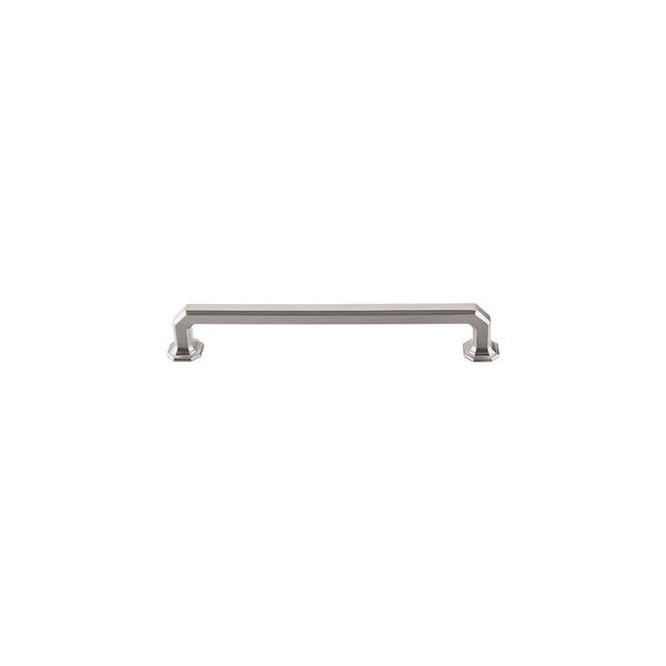 """Top Knobs TK289 Emerald 7"""" Center to Center Handle Cabinet Pull from the Chareau Series"""