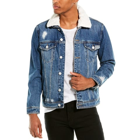 Blank Nyc Denim Trucker Jacket